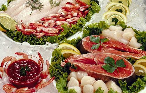 海鲜粉注意啦!海鲜水果同食要小心呦!