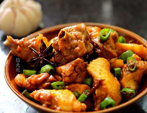大米饭的终极杀手——绝味黄焖鸡