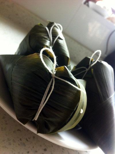 巨蟹座--家庭粽