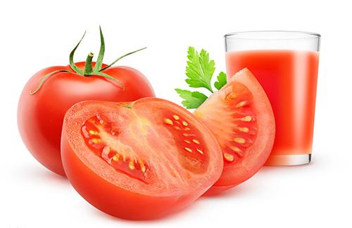 西红柿抗氧化防辐射 6招巧辨催熟西红柿