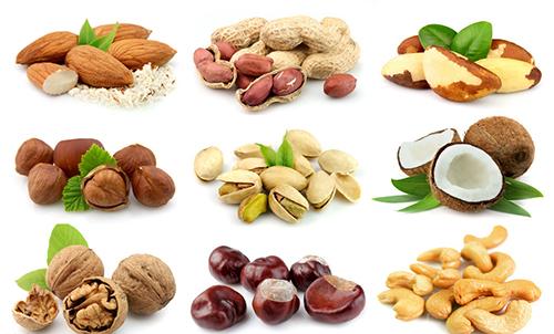 每天食用坚果能够降低胆固醇 降低冠心病